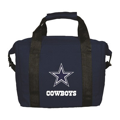 NFL Officially licensed products Dallas Cowboys 12 Pack Soft-Sided Cooler This officially licensed 12-pack cooler is perfect