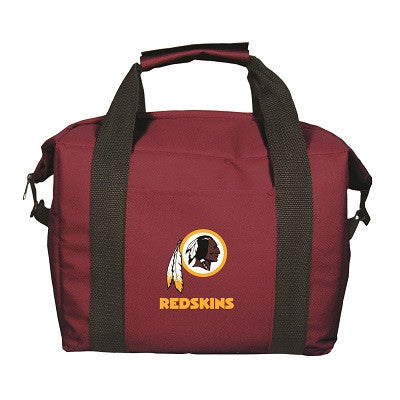 NFL Officially licensed products Washington Redskins 12 Pack Soft-Sided Cooler This officially licensed 12-pack cooler is pe