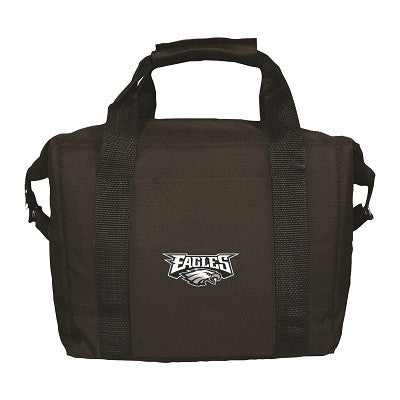 NFL Officially licensed products Philadelphia Eagles 12 Pack Soft-Sided Cooler This officially licensed 12-pack cooler is pe