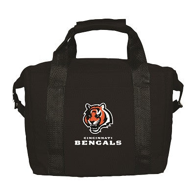 NFL Officially licensed products Cincinnati Bengals 12 Pack Soft-Sided Cooler This officially licensed 12-pack cooler is per