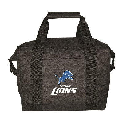 NFL Officially licensed products Detroit Lions 12 Pack Soft-Sided Cooler This officially licensed 12-pack cooler is perfect
