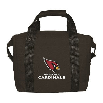NFL Officially licensed products Arizona Cardinals 12 Pack Soft-Sided Cooler This officially licensed 12-pack cooler is perf