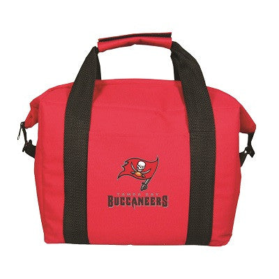 NFL Officially licensed products Tampa Bay Buccaneers 12 Pack Soft-Sided Cooler This officially licensed 12-pack cooler is p
