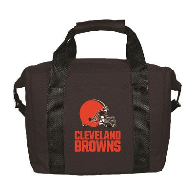 NFL Officially licensed products Cleveland Browns 12 Pack Soft-Sided Cooler This officially licensed 12-pack cooler is perfe