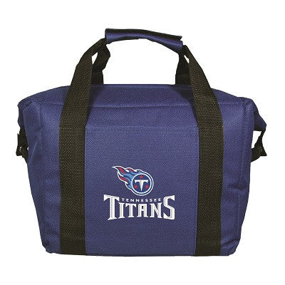 NFL Officially licensed products Tennessee Titans 12 Pack Soft-Sided Cooler This officially licensed 12-pack cooler is perfe