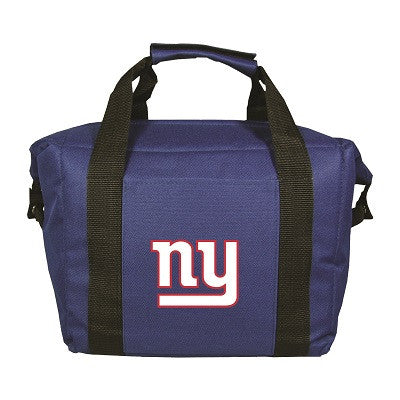NFL Officially licensed products New York Giants 12 Pack Soft-Sided Cooler This officially licensed 12-pack cooler is perfec