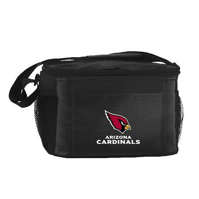 NFL Officially licensed products Arizona Cardinals 6-Pack Cooler/Lunch Box This officially licensed 6-pack cooler / lunch bo