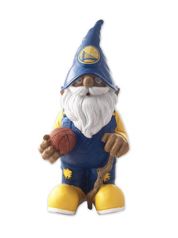 Golden State Warriors Garden Gnome - 11 inch Male