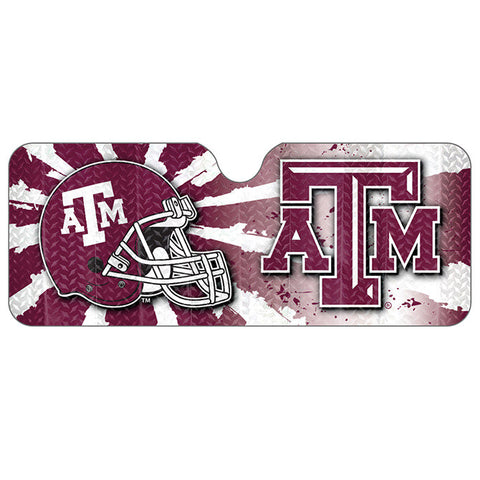 Texas A&M Aggies Auto Sun Shade