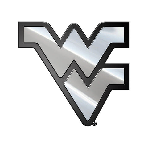 West Virginia Mountaineers Auto Emblem - Premium Metal - Promark