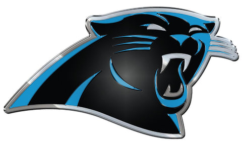Carolina Panthers Auto Emblem - Color