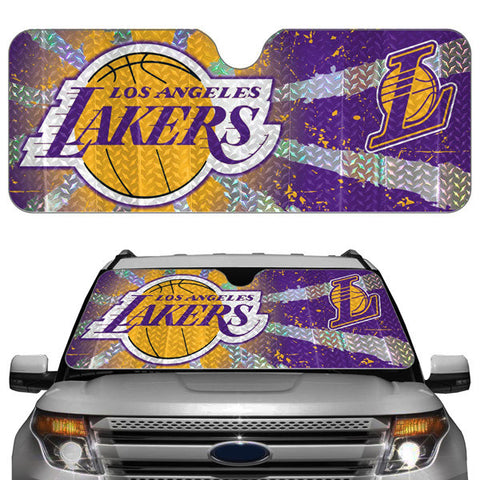 Los Angeles Lakers Auto Sun Shade