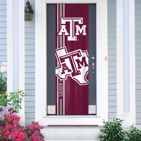 Texas A&M Aggies Banner Door
