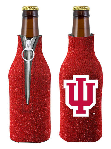Indiana Hoosiers Bottle Suit Holder - Glitter