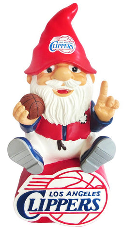 Los Angeles Clippers Garden Gnome - On Team Logo