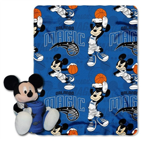 Orlando Magic Blanket Disney Hugger