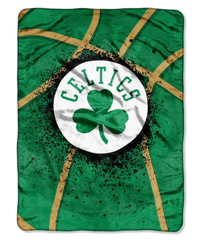 Boston Celtics Blanket 60x80 Raschel