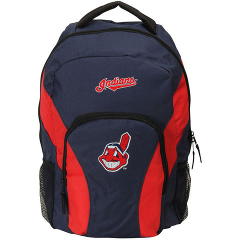 Cleveland Indians Backpack Draftday Style Navy