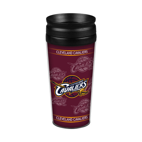 Cleveland Cavaliers 14oz. Full Wrap Travel Mug