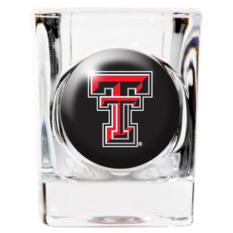 Texas Tech Red Raiders Square Shot Glass - 2 oz.