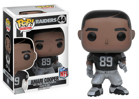 Oakland Raiders Amari Cooper Pop! NFL Series 3 Vinyl Figure