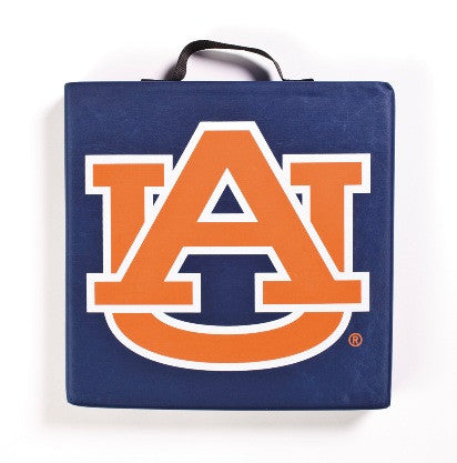 NCAA Officially licensed products Auburn Tigers Seat Cushion You  can now sit comfortably at the game with this  seat cushio