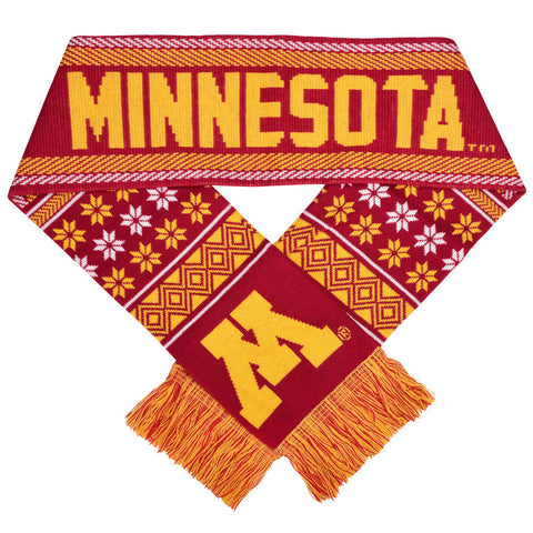 Minnesota Golden Gophers Scarf - Lodge - 2016