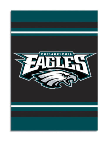 NFL Officially licensed products Philadelphia Eagles 2-Sided 28 X 40 House Banner Support your favorite team by hanging up t