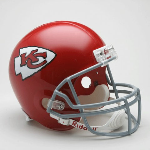 Kansas City Chiefs 1963-73 Throwback Riddell Deluxe Replica Helmet
