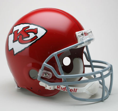Kansas City Chiefs 1963-73 Throwback Pro Line Helmet