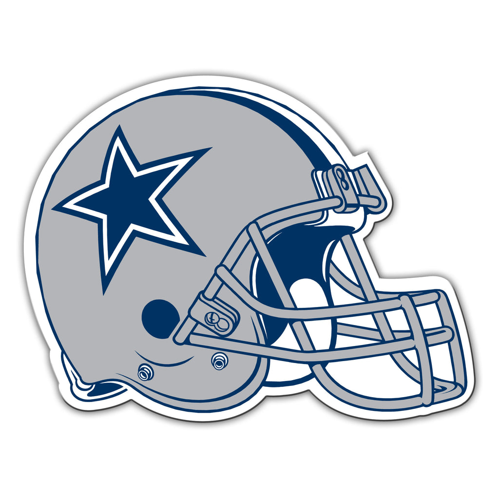 "NFL Officially licensed products Dallas Cowboys Vinyl Magnet  Show your team spirit proudly with this 12"" Vinyl Magnet. Each"