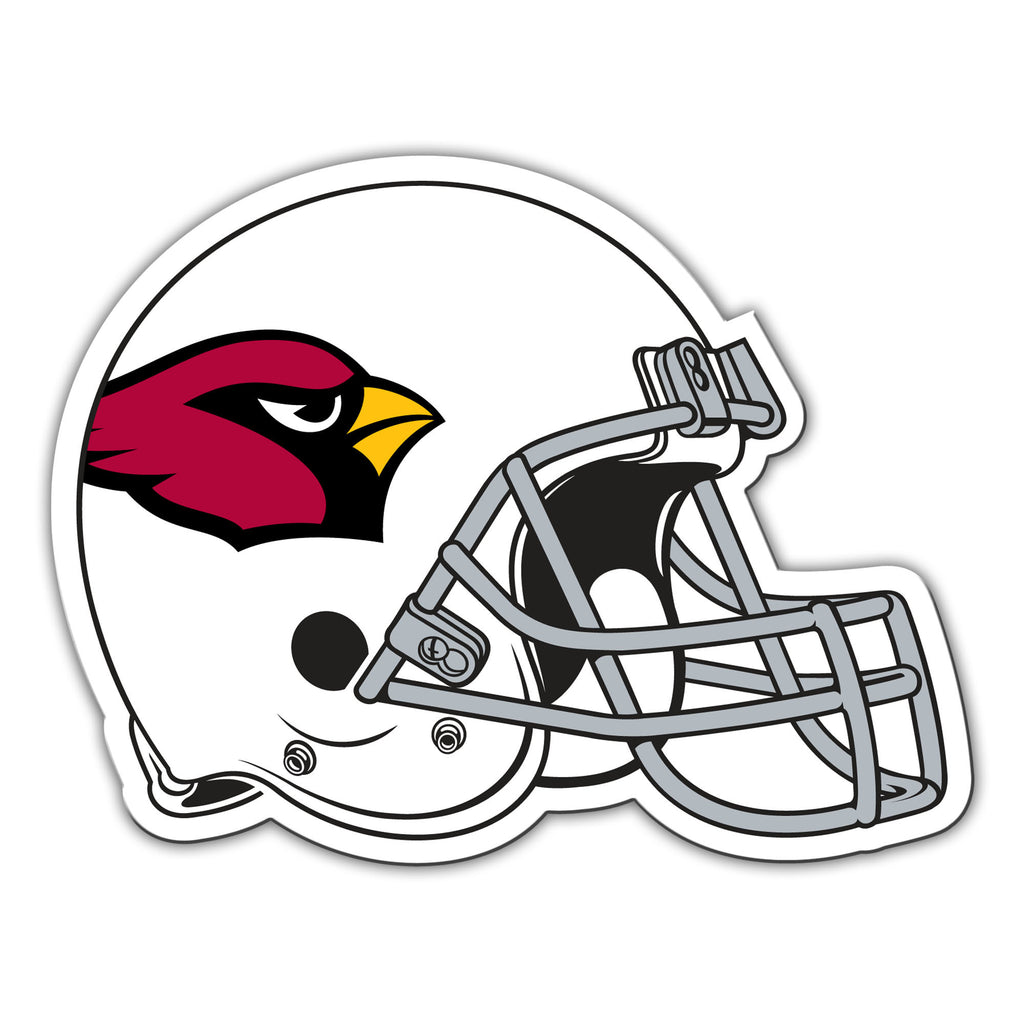 "NFL Officially licensed products Arizona Cardinals Vinyl Magnet  Show your team spirit proudly with this 12"" Vinyl Magnet. E"