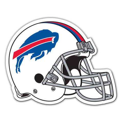 "NFL Officially licensed products Buffalo Bills  Vinyl Magnet  Show your team spirit proudly with this 12"" Vinyl Magnet. Each"