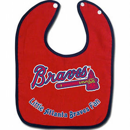 Atlanta Braves Baby Bib - All Pro Little Fan