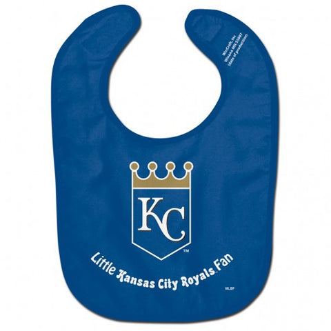 Kansas City Royals Baby Bib - All Pro Little Fan