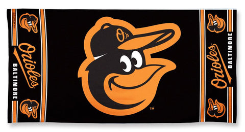Baltimore Orioles Beach Towel - Gooney Bird