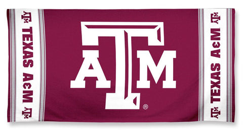 Texas A&M Aggies Beach Towel