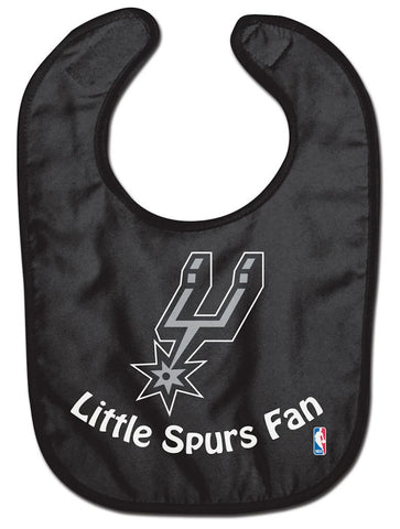 San Antonio Spurs Baby Bib - All Pro Little Fan