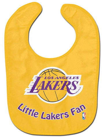 Los Angeles Lakers Baby Bib - All Pro Little Fan
