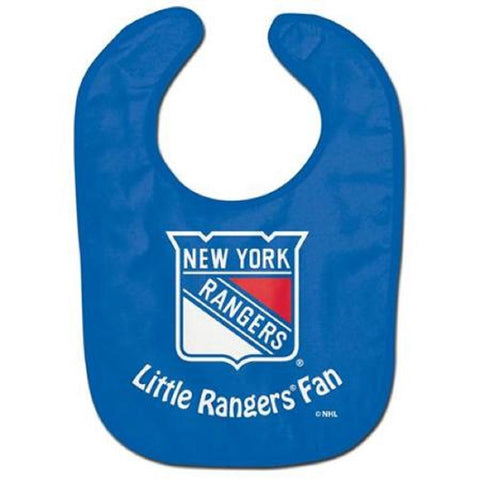 New York Rangers Baby Bib - All Pro Little Fan