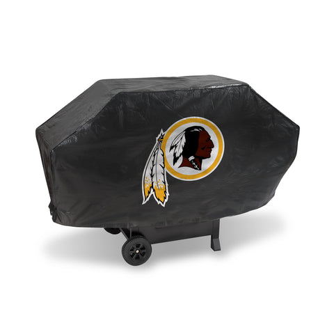 REDSKINS DELUXE GRILL COVER (Black)