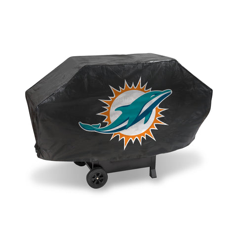 DOLPHINS DELUXE GRILL COVER (Black) Version 1