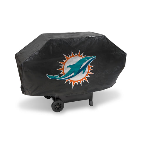 DOLPHINS DELUXE GRILL COVER (Black) Version 2