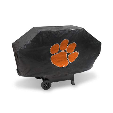 CLEMSON DELUXE GRILL COVER (Black)