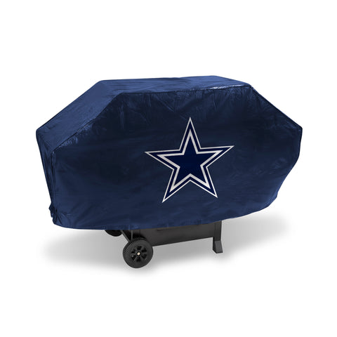 COWBOYS DELUXE GRILL COVER (Navy)