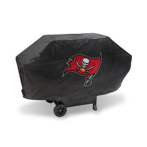 BUCCANEERS DELUXE GRILL COVER (Black)