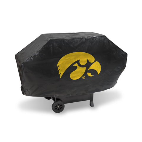 IOWA DELUXE GRILL COVER (Black)