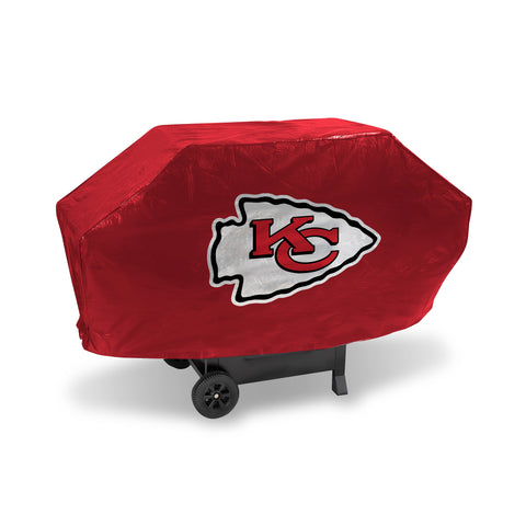 CHIEFS DELUXE GRILL COVER (Red)