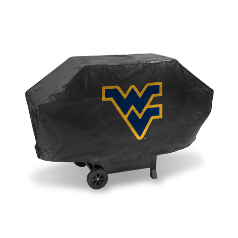WEST VIRGINIA DELUXE GRILL COVER (Black)