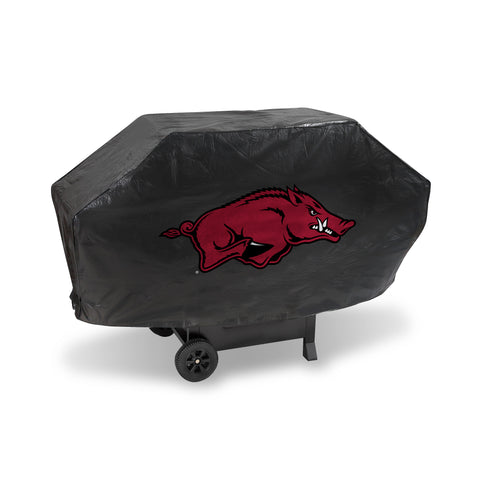 ARKANSAS DELUXE GRILL COVER (Black)